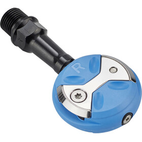Speedplay Ultra Light Action Pedalset Cr-Mo blau